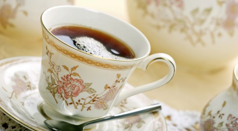 English Tea Time - The Tea Stylist's Mug - Tea Magazine by Francesca Natali