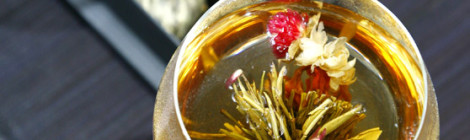 Tè in fiore - The Tea Stylist's Mug - Tea Magazine by Francesca Natali