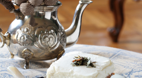 Carrot Cake - The Tea Stylist's Mug - Tea Magazine by Francesca Natali