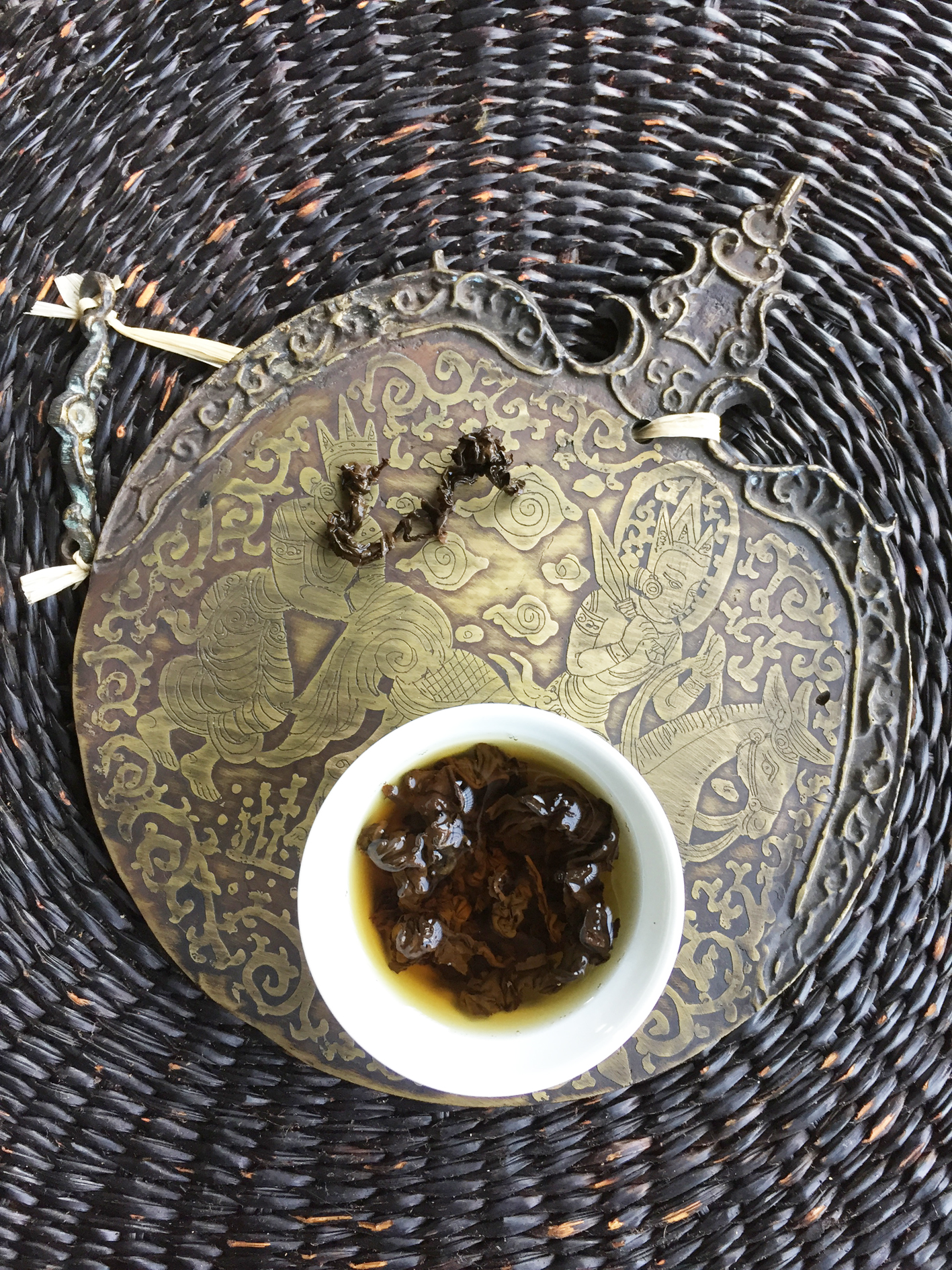 Ruby GABA Oolong Tea