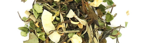 Prismologie Beauty Teas per una cromoterapia commestibile.